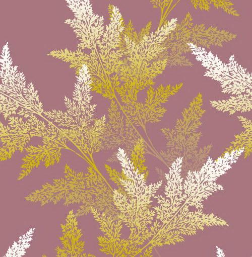 植物树叶花纹 :装饰画素材网 datuku.net 最新潮的无