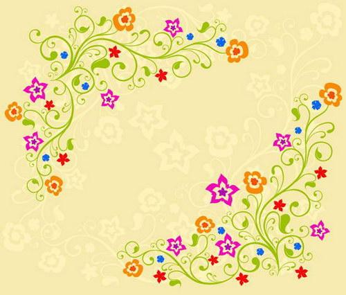树叶边框素材 树叶边框 手抄报花边手绘 手抄报排