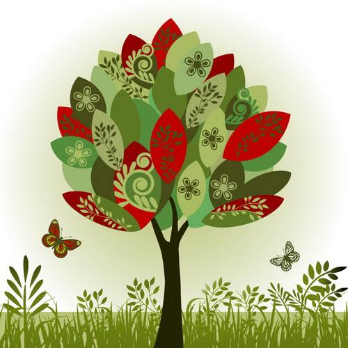 造型树的装饰画 :装饰画素材网 datuku.net 最新潮的